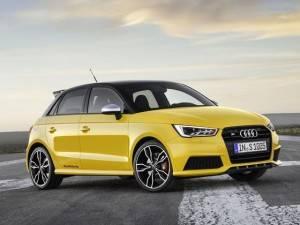 Наконец показался долгожданный - Audi S1