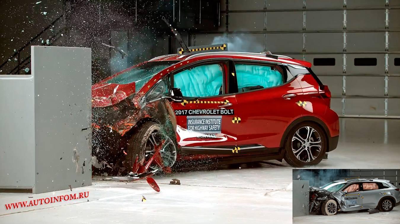 2017 Chevrolet Bolt, crash test, краш тесты автомобилей видео, car crash test, crash rating, рейтинг безопасности, рейтинг безопасности автомобилей, рейтинг безопасности авто, рейтинг машин по безопасности, рейтинг безопасности транспорта, рейтинг безопасности автомобилей по маркам, видео краш теста, краш тест 2017, краш тест шевроле, краш тесты автомобилей, результат краш теста, рейтинг краш тестов, видео краш тест драйв, краш тесты машин видео