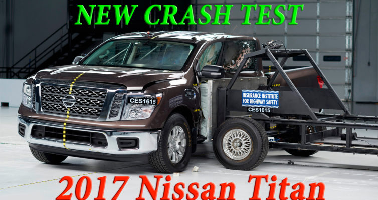 nissan titan 2017, nissan titan, nissan titan warrior 2017, краш тест ниссан, краш тест ниссан террано, ниссан террано краш тест видео, испытание авто, large pickup, Nissan Titan crash test, 2017 Nissan Titan crash test, 2017 Nissan Titan, 2017 Nissan Titan crash, 2017 Nissan Titan crashing, 2017 Nissan Titan testing, краш тест пикапов