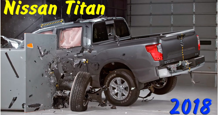 Nissan Titan Crew Cab, Nissan Titan crash test, боковой краш тест, 2017 Nissan Titan crash test, driver side, 2017 Nissan Titan crashing, Nissan Titan small overlap crash test, 2017 Nissan Titan testing, ниссан титан, ниссан титан 2017, новый ниссан титан, ниссан титан 2018, пикап ниссан титан, nissan titan, пикап nissan titan, nissan titan 2017, nissan titan 2018, nissan titan warrior 2018, nissan, 2017 nissan titan