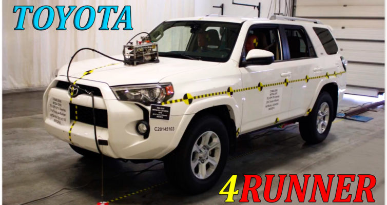новые автомобили, новые автомобили, rear crash test, rear crash, toyota 4runner, toyota 4runner 2018, тойота 4 раннер, тойота 4 раннер 2018, crash test, краш тест, тест драйв тойота 4 раннер, краш тест тойота, crash test toyota, краш тест видео, краш тест машин, краш тест драйв, краш тесты автомобилей, краш тест авто, рейтинг краш тестов автомобилей, евронкап краш тесты, краш тесты 2018