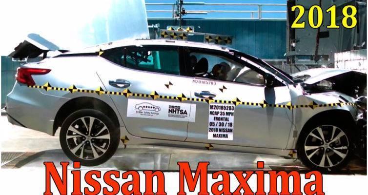 Сравнительный тест, frontal impact, nissan maxima, nissan maxima 2018, nissan maxima 2016, ниссан максима, ниссан максима 2018, новый ниссан максима, автомобиль ниссан максима, ниссан максима 2018 новый кузов, краш тест видео, краш тест машин, краш тест драйв, краш тесты автомобилей, краш тест авто, рейтинг краш тестов автомобилей, евронкап краш тесты, краш тесты 2018, crash test, краш тест, nissan, ниссан