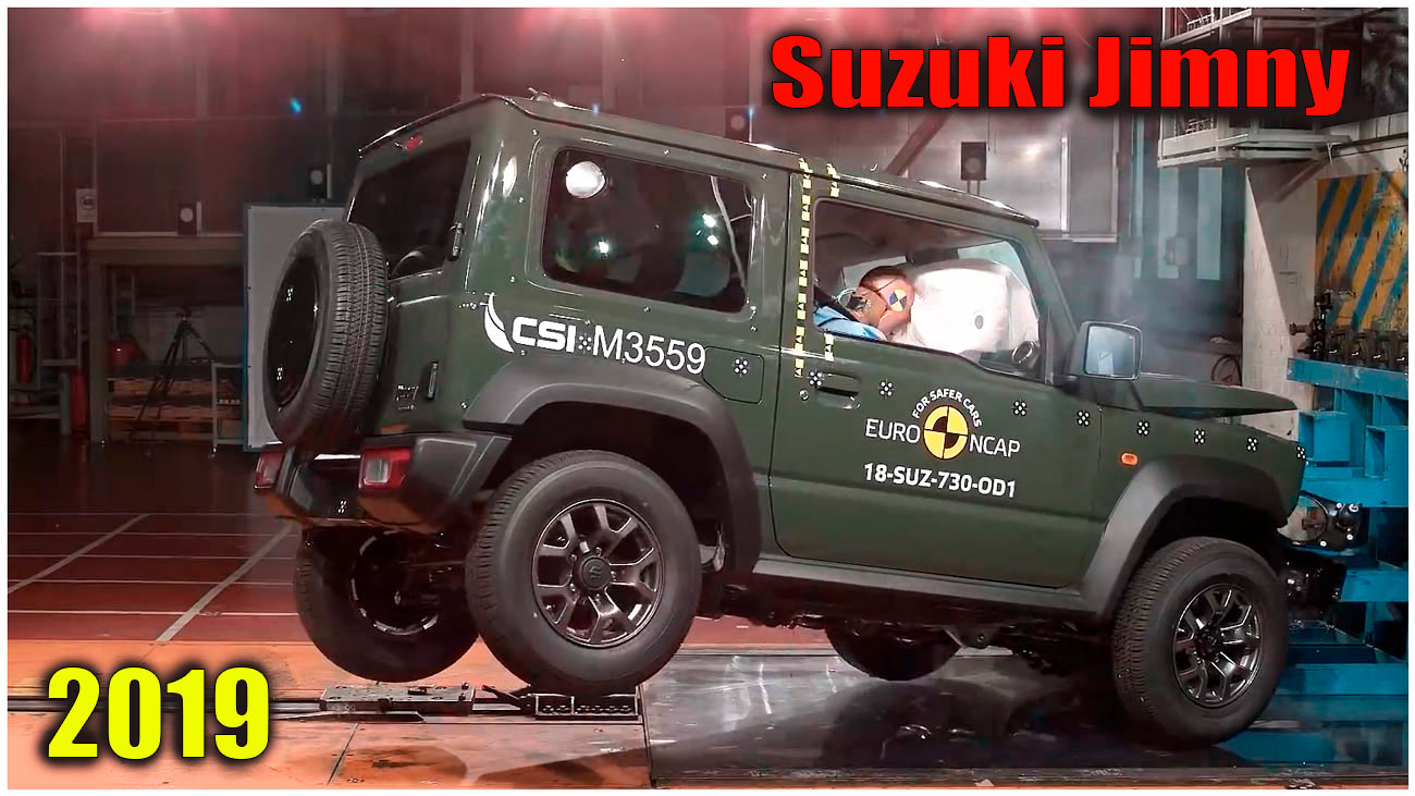 Suzuki Jimny crash test assessment, Suzuki Jimny safety rating assessment, Suzuki Jimny safety, Suzuki Jimny Euro NCAP crash test assessment, Suzuki Jimny crash test, Suzuki Jimny safety rating, Suzuki Jimny Euro NCAP crash test, Euro NCAP, Jimny Crash Test, Jimny Euro NCAP Crash Test, Jimny NCAP Crash Test, 2019 Suzuki Jimny Crash Test, 2018 Suzuki Jimny Crash Test, suzuki jimny 2019, 2019 suzuki jimny, suzuki jimny 2019 новая модель, новый suzuki jimny 2019, сузуки джимни 2019, сузуки джимни 2019 новая модель, новый сузуки джимни 2019, сузуки джимни 2019 видео, сузуки джимни 2019 видео тест драйв