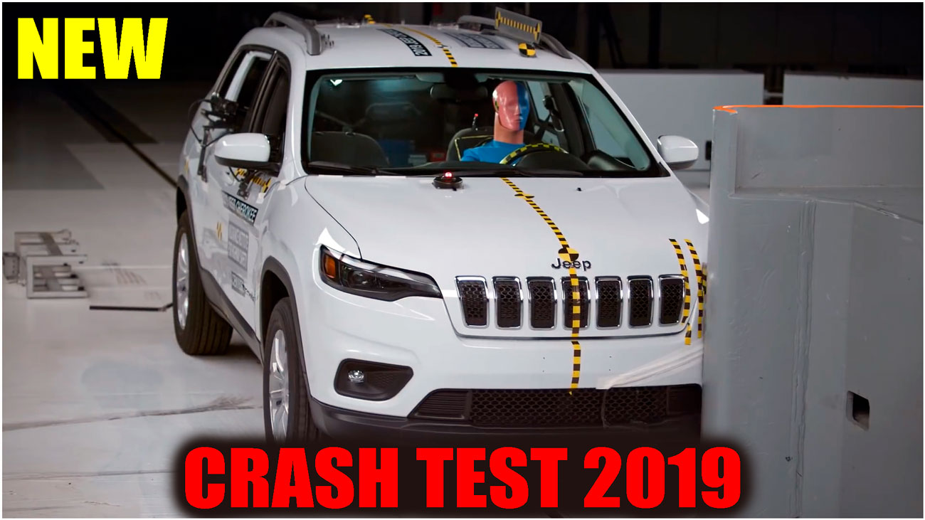 1500 Quad Cab, 2019 Ram 1500 Quad Cab, driver-side, 2019 Jeep Cherokee, Volkswagen Jetta 2019, Volkswagen Jetta, Jetta, jetta 2019, Volkswagen, crash test, dodge ram 1500, ram 1500, Ram Trucks, додж рам, додж рам 1500, jeep, Cherokee, джип гранд чероки, jeep grand cherokee, чероки, гранд чероки, краш тест