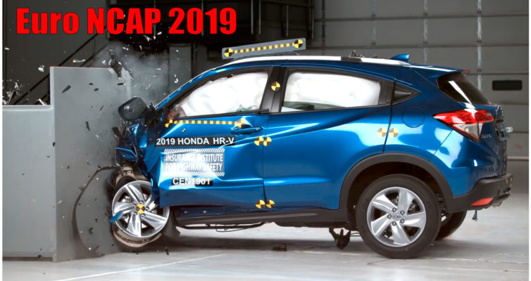 Сравнительный тест, новинки Женевского автосалона, nissan armada, 2019 Subaru Forester, 2019 Jeep Cherokee, sierra 2500hd, frontal crash test, 2019 BMW X5, driver side, 2019 Honda HR-V, crash test, HR-V, краш тест, Euro NCAP