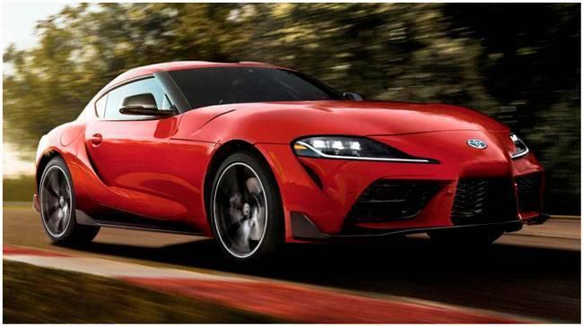 Совершенно новая Toyota Supra 2020