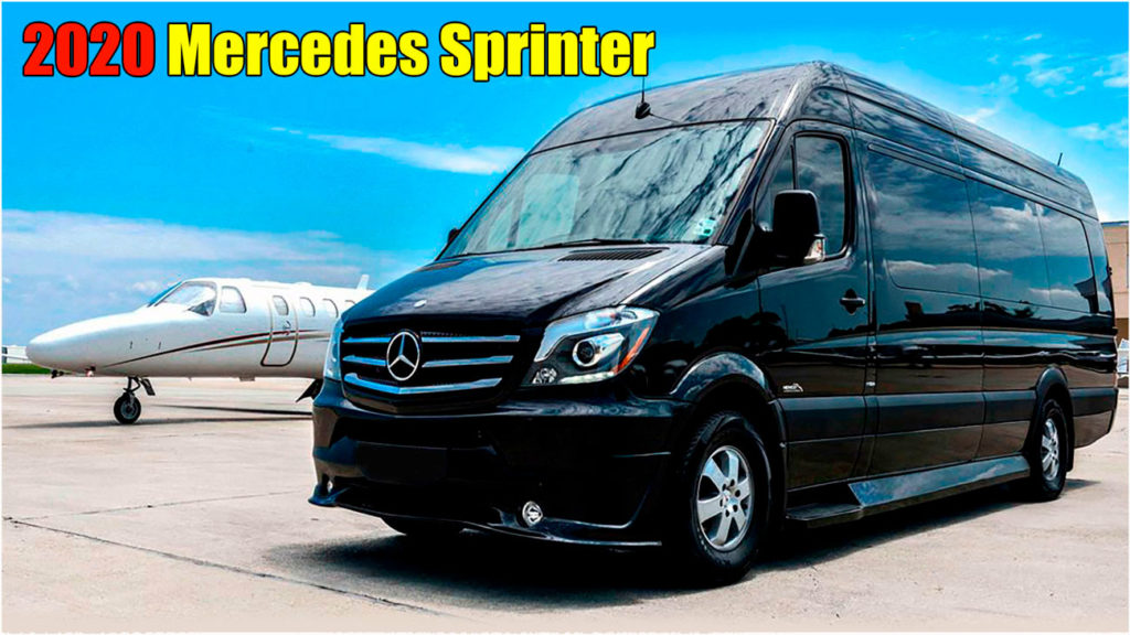 2020 Mercedes Sprinter новые системы безопасности