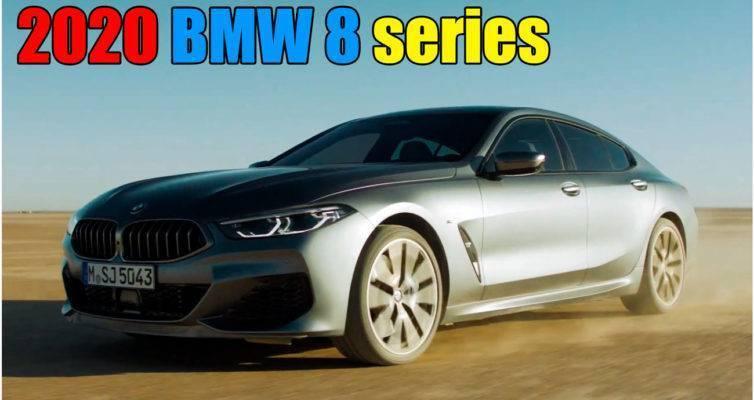 Обзор BMW 8 series 2020