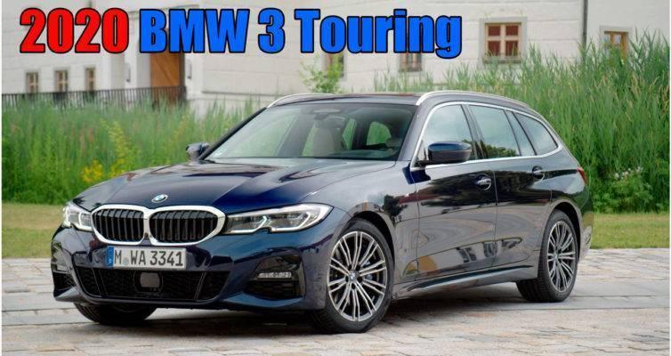 Новая BMW 3 серии Touring 2020