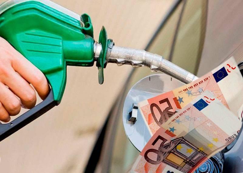 Как сократить перерасход бензина на 25%