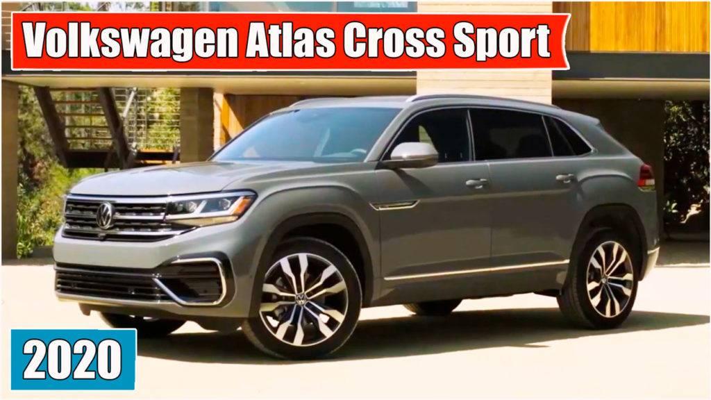 Volkswagen Atlas Cross Sport 2020. Обзор компактного внедорожника