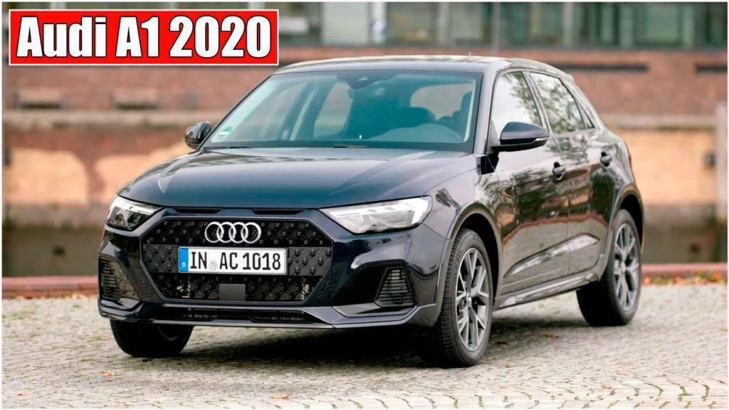Audi A1 2020 обзор новинки