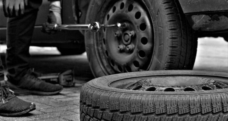 сезонная замена колес своими руками