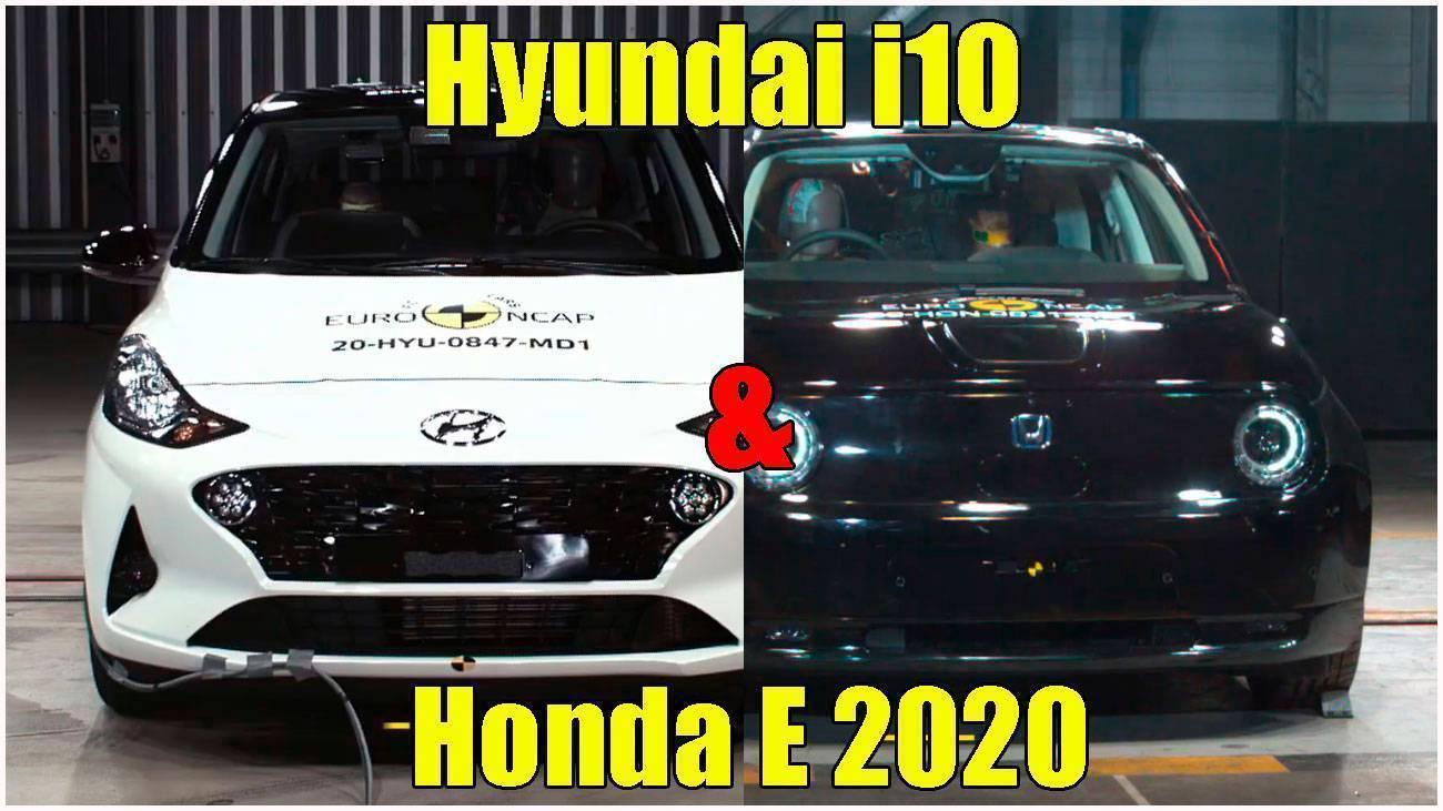 Краш тесты Hyundai