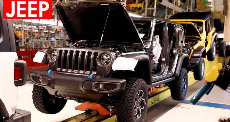 jeep модели