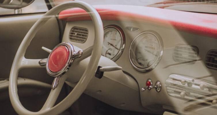 пыль в салоне автомобиля
