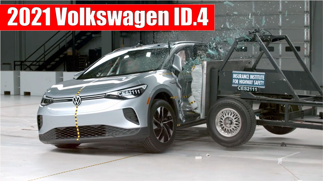 volkswagen id.4 2021